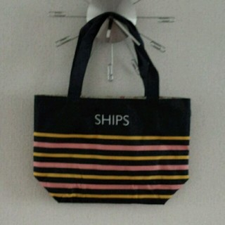 シップス(SHIPS)の未使用品 SHIPSバック(その他)