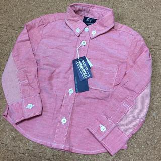 パーティチケット(PARTY TICKET)のパーティチケット シャツ 80(Tシャツ)