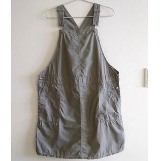 ムジルシリョウヒン(MUJI (無印良品))のマタニティ ジャンパースカート(マタニティウェア)