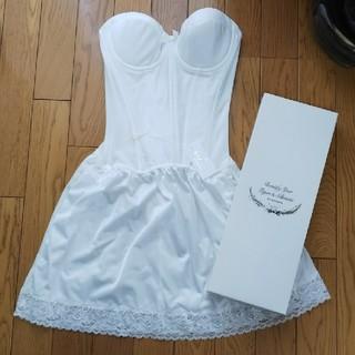 エリマツイ(ERI MATSUI)のウェディングドレス ファンデーション 松居エリ ブライダルインナー ペチコート(ブライダルインナー)