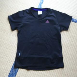 アディダス(adidas)のadidas/スポーツ/S/黒/半袖/(ウェア)