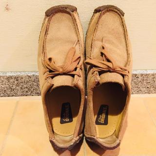 クラークス(Clarks)の期間限定値下げ clarks ORIGINALS 23.5(ローファー/革靴)