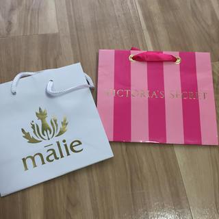 マリエオーガニクス(Malie Organics)のマリエオーガニクス ヴィクトリアシークレット ショッパー(ショップ袋)