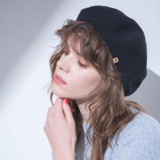 ミラオーウェン(Mila Owen)のミラオーウェン♡ベレー帽♡(ハンチング/ベレー帽)