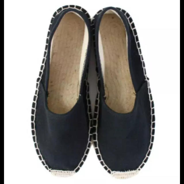 salus(サルース)の新品未使用 salus エスパドリーユ 23cm フラットシューズ サルース レディースの靴/シューズ(スリッポン/モカシン)の商品写真