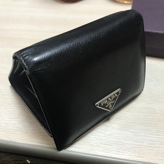 quality design a7410 7119e PRADA 3つ折り 財布