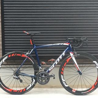 スコット(SCOTT)のscott cr1 2015 中古 ロードバイク フレームセット サイズM(自転車本体)