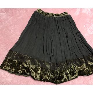 ジエンポリアム(THE EMPORIUM)のTHE EMPORiuM  Mサイズ レディース膝丈スカート(ひざ丈スカート)