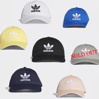 アディダス(adidas)の‼️アディダス オリジナルス TREFOIL CAP キャップ 帽子(キャップ)