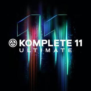 KOMPLETE 11 ULTIMATE ライセンス ♪(ソフトウェア音源)