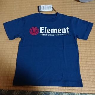 element  ロゴTシャツ  新品、未着用