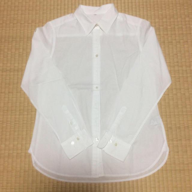 MUJI (無印良品)(ムジルシリョウヒン)の無印良品 白シャツ