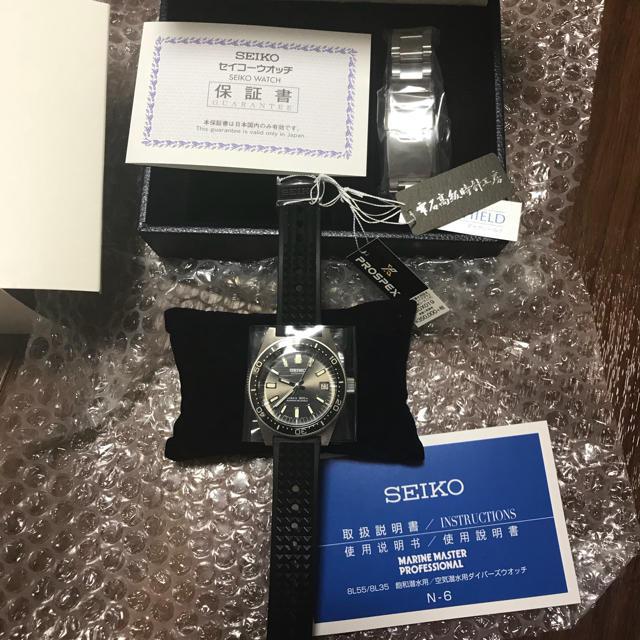 SEIKO(セイコー)のSEIKOプロスペックスSBDX019新品未使用 メンズの時計(腕時計(アナログ))の商品写真