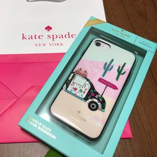 ケイトスペードニューヨーク(kate spade new york)の新品 ケイトスペード iPhone8/7 ケース(iPhoneケース)