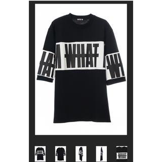 トリプルエー(AAA)のIAMWHATIAM (Tシャツ/カットソー(七分/長袖))