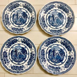 ニッコー(NIKKO)のNIKKO DOUBLE PHOENIX 大皿 4枚(食器)