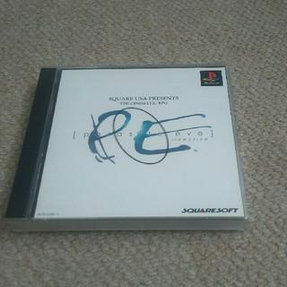 プレイステーション(PlayStation)のps パラサイトイブ(家庭用ゲームソフト)
