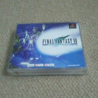 プレイステーション(PlayStation)のps ファイナルファンタジー7 インターナショナル(家庭用ゲームソフト)