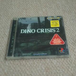 プレイステーション(PlayStation)のps ディノクライシス2(家庭用ゲームソフト)