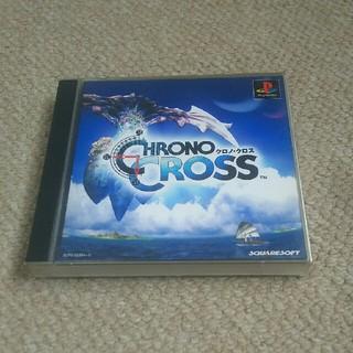 プレイステーション(PlayStation)のps クロノクロス(家庭用ゲームソフト)