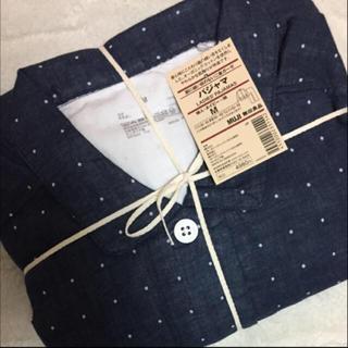ムジルシリョウヒン(MUJI (無印良品))の 新品 無印良品 脇に縫い目のない二重ガーゼパジャマ  (パジャマ)