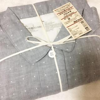 ムジルシリョウヒン(MUJI (無印良品))の 新品 無印良品 脇に縫い目のない二重ガーゼパジャマ(パジャマ)