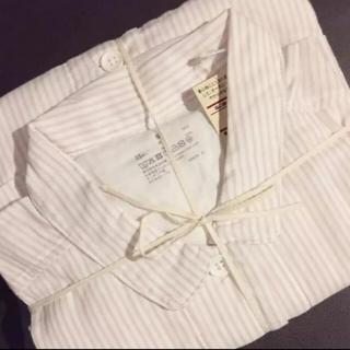 ムジルシリョウヒン(MUJI (無印良品))の新品 脇に縫い目のない二重ガーゼパジャマ   (パジャマ)