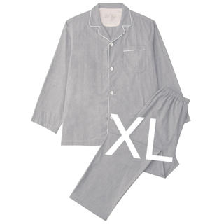 ムジルシリョウヒン(MUJI (無印良品))の無印良品  脇に縫い目のないブロードパジャマ  (パジャマ)