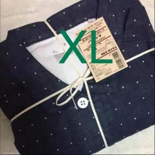ムジルシリョウヒン(MUJI (無印良品))の 脇に縫い目のない二重ガーゼパジャマ XL(パジャマ)