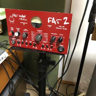2日間限定価格。tl audio fatman2 説明必読(パワーアンプ)