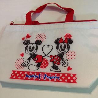 ディズニー(Disney)の31×ディズニー 保冷バッグ(ハンドバッグ)