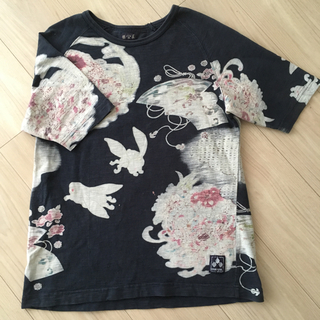 チキリヤ(CHIKIRIYA)のN.16  ちきりや 和柄 Tシャツ(Tシャツ/カットソー(半袖/袖なし))