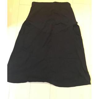 ムジルシリョウヒン(MUJI (無印良品))のマタニティ スカート(マタニティウェア)