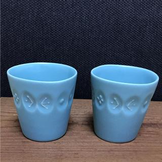 ミナペルホネン(mina perhonen)のきりん様専です★ミナペルホネン  カップ  2個セット(グラス/カップ)