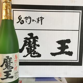 魔王 720ml 12月日付 12本 3ケース(焼酎)