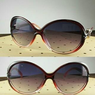おしゃれサングラス レッド/ピンクBT-V9456-2 UVカット レディース(サングラス/メガネ)