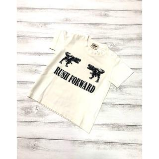 KID BOW (キッドバウ) 恐竜プリントTシャツ S34821(Tシャツ)