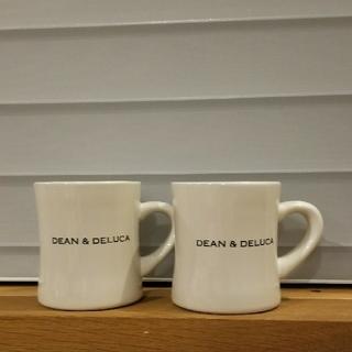 ディーンアンドデルーカ(DEAN & DELUCA)のDEAN & DELUCA マグカップ ペア (グラス/カップ)