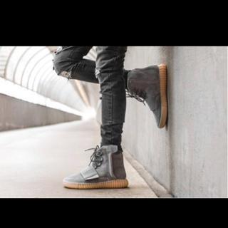 アディダス(adidas)の国内正規 Adidas Yeezy Boost 750 Light Grey(スニーカー)