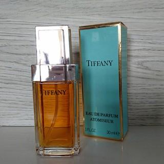 ティファニー(Tiffany & Co.)の希少❇TIFFANY オードパルファム アトマイザー(香水(女性用))