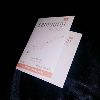 サムライ(SAMOURAI)のサムライウーマン01 Samourai woman オーデトワレ 香水(香水(女性用))