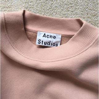 アクネ(ACNE)の[3日間お値下げ]acne スウェット 美品(トレーナー/スウェット)