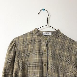 ロクロクガールズ(66girls)のチェックシャツ(シャツ/ブラウス(長袖/七分))
