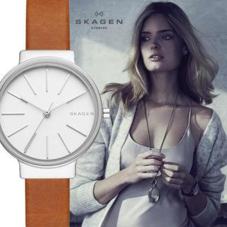 スカーゲン(SKAGEN)のSKAGEN スカーゲン  レディース腕時計 アンカー(腕時計)