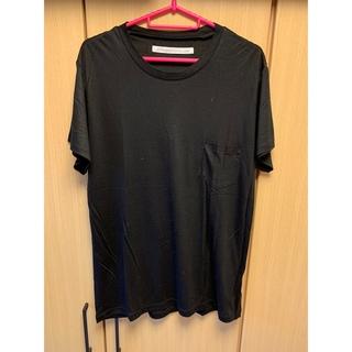 ジョンローレンスサリバン(JOHN LAWRENCE SULLIVAN)の正規 JOHNLAWRENCESULLIVAN 胸ポケット Tシャツ S(Tシャツ/カットソー(半袖/袖なし))
