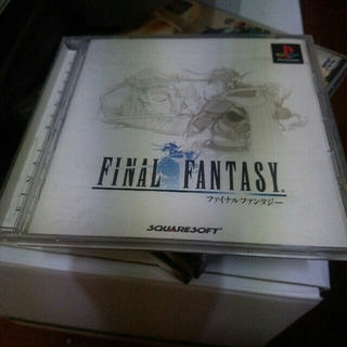 プレイステーション(PlayStation)の『FINAL FANTASY』ゲームソフト&攻略本セット(家庭用ゲームソフト)
