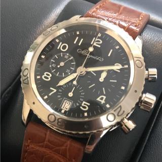 ブレゲ(Breguet)のブレゲ トランスアトランティック 3820美品 付属あり(腕時計(アナログ))