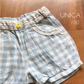 ユニカ(UNICA)のUNICA ショートパンツ sunnylandscape fafa(パンツ/スパッツ)