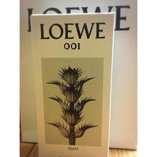 ロエベ(LOEWE)のsunnei様専用 LOEWE 001 MAN 100ml(ユニセックス)
