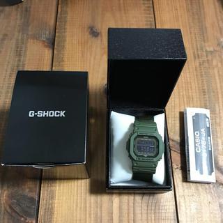 ジーショック(G-SHOCK)のG-SHOCK G-LIDE GLS-5600CL-3JF 完売 カーキグリーン(腕時計(デジタル))
